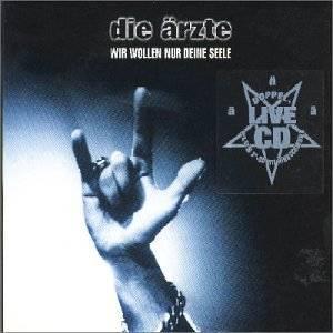 """Die Ärzte: Wir Wollen Nur Deine Seele (2-CD + 3""""-CD) - Bild 1"""