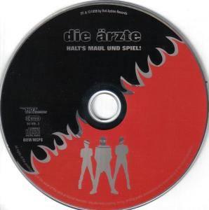"""Die Ärzte: Wir Wollen Nur Deine Seele (2-CD + 3""""-CD) - Bild 4"""