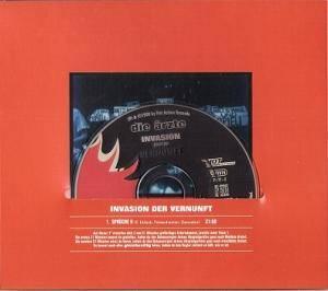 """Die Ärzte: Wir Wollen Nur Deine Seele (2-CD + 3""""-CD) - Bild 7"""