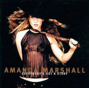 Cover - Amanda Marshall: Everybody's Got A Story