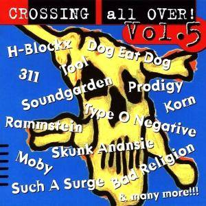 Cover - Kyyria: Crossing All Over! Vol. 05
