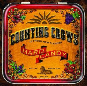 Counting Crows: Hard Candy - Cover