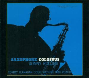 Cover - Sonny Rollins: Saxophone Colossus
