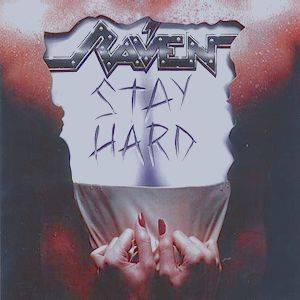 Raven: Stay Hard (LP) - Bild 1