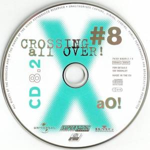 Crossing All Over! Vol. 08 (2-CD) - Bild 5