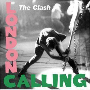 Cover - Clash, The: London Calling