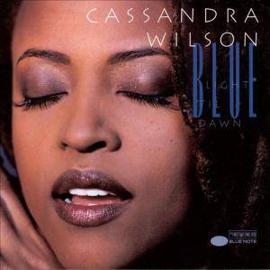 Cassandra Wilson: Blue Light 'til Dawn - Cover