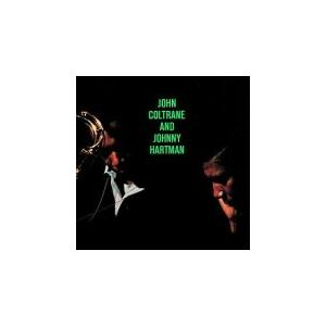 John Coltrane & Johnny Hartman: John Coltrane And Johnny Hartman - Cover