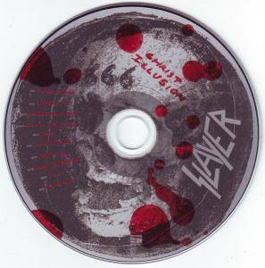 Slayer: Christ Illusion (CD) - Bild 3
