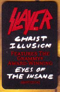 Slayer: Christ Illusion (CD) - Bild 4