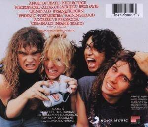 Slayer: Reign In Blood (CD) - Bild 5