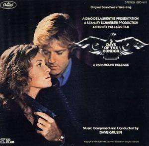 Cover - Dave Grusin: 3 Days Of The Condor