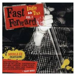 Cover - Operator Please: Fast Forward >> Indie Trax Vol 2
