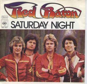Cover - Red Baron: Saturday Night