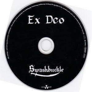 Ex Deo / Swashbuckle: Romulus / Cruise Ship Terror (Split-Promo-Single-CD) - Bild 3