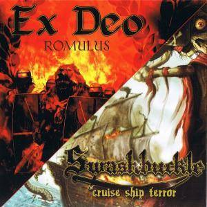 Cover - Swashbuckle: Romulus / Cruise Ship Terror