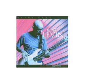 Cover - Tony Levin: Prime Cuts