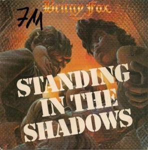 Cover - Britny Fox: Standing In The Shadows
