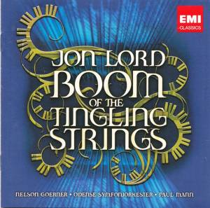 Cover - Jon Lord: Boom Of The Tingling Strings