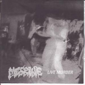 Cover - Archagathus: Live Murder