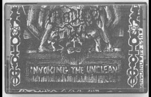 Cradle Of Filth: Invoking The Unclean - Cover