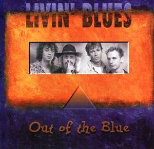 Cover - Livin' Blues: Out Of The Blue