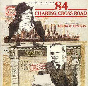 Cover - George Fenton: 84 Charing Cross Road