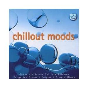 Chillout Moods - Cover