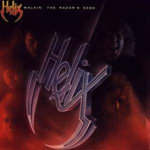 Helix: Walkin' The Razor's Edge (CD) - Bild 1