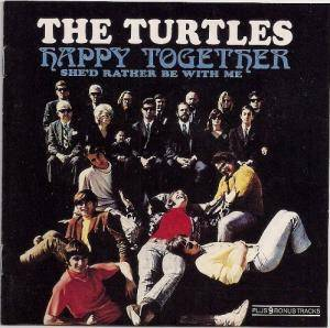 Cover - Turtles, The: Happy Together