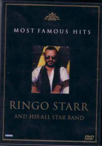 Cover - Ringo Starr And His All Starr Band: Most Famous Hits