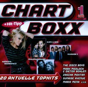 Cover - Empty Trash: Chartboxx 2008/01