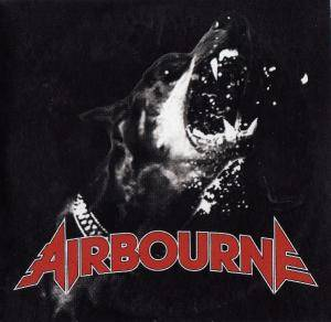 Cover - Airbourne: Stand Up For Rock'n'Roll