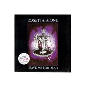 Cover - Rosetta Stone: Leave Me For Dead (Cheapter Two)