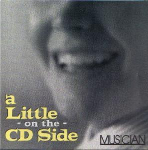 Musician Magazine - A Little On The CD Side Vol. 29 - Cover