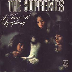 The Supremes: I Hear A Symphony - Cover