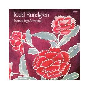 Todd Rundgren: Something/Anything? - Cover