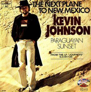 Cover - Kevin Johnson: Next Plane To New Mexico, The