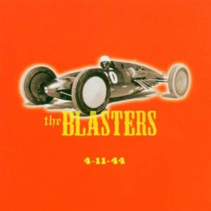Cover - Blasters, The: 4-11-44
