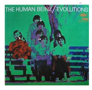 Cover - Human Beinz, The: Evolutions