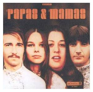 Cover - Mamas & The Papas, The: Papas & The Mamas, The