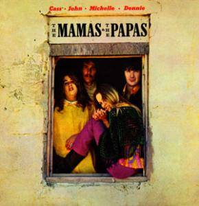 Cover - Mamas & The Papas, The: Mamas & The Papas, The