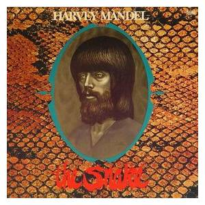 Harvey Mandel: Snake, The - Cover