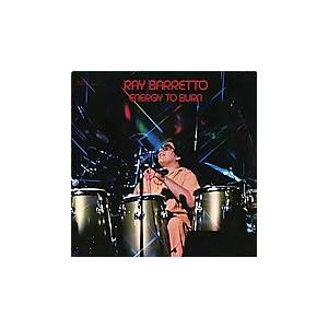 Cover - Ray Barretto: Energy To Burn