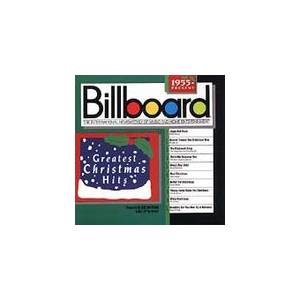 Cover - Clyde McPhatter & The Drifters: Billboard - Greatest Christmas Hits [1955-Present]