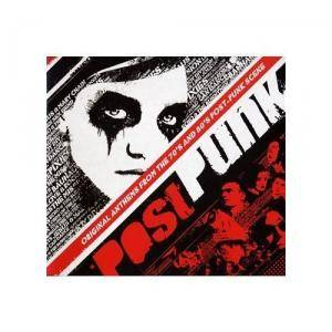 Post Punk - Original Anthems From The 70's And 80's Post-Punk Scene - Cover