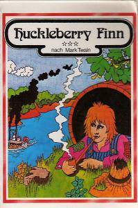 Mark Twain: Huckleberry Finn - Cover