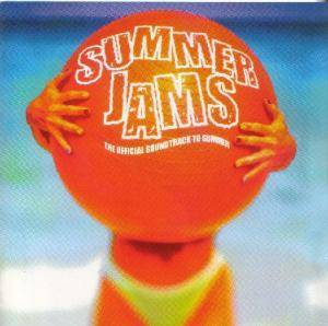 Summer Jams: The Official Soundtrack to Summer - Cover