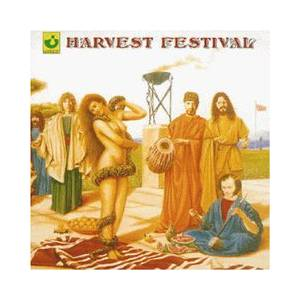 Cover - Panama Limited Jug Band: Harvest Festival