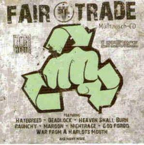 Cover - Blackout Argument, The: Fair Trade